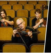 Waiting for Christmas: Vilnius State Quartet and Aistė Baliunytė (harp)