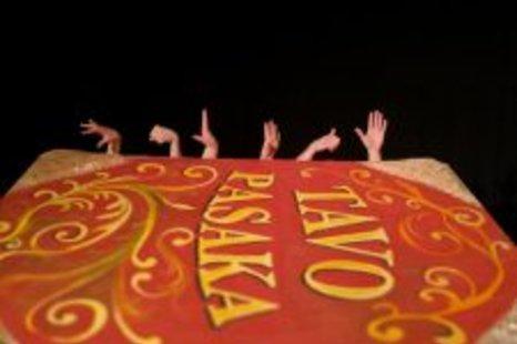 """Kelmės mažasis teatras. Spektaklis vaikams """"Tavo pasaka"""""""