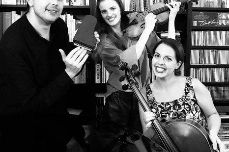"""Trio Vertige"" koncertas (Italija / Lietuva)"