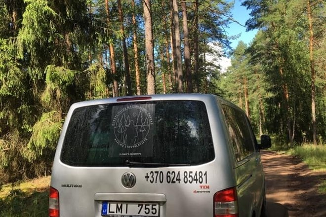 Tours by minibus
