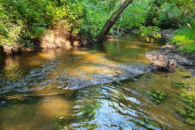 River Hiking LT