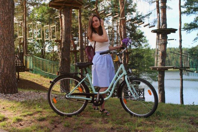 """Bicycle rental in the Hotel-Restaurant """"Žuvėdra"""""""