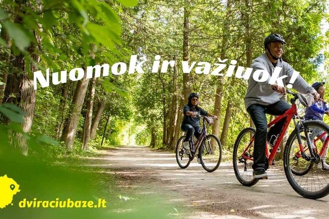 Bicycle base