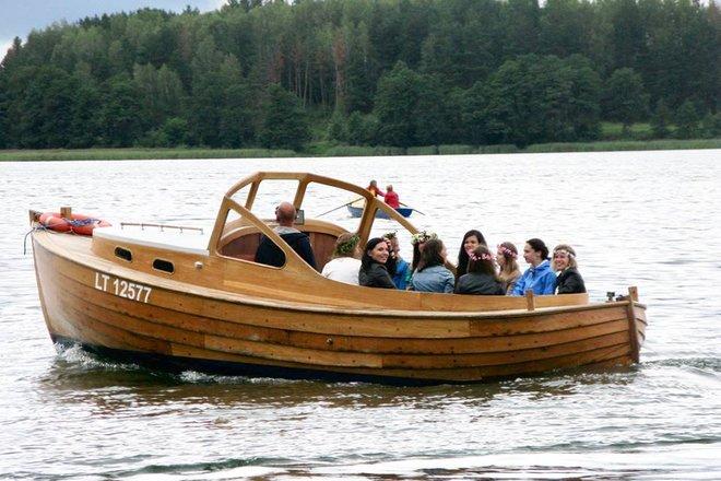 """Tour boat """"Vytis"""""""