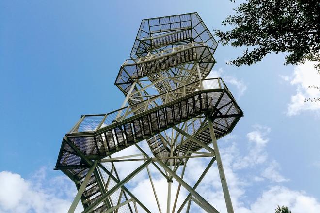 Vilkakalnis observation tower