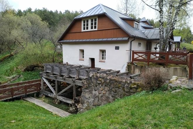 Гавейкенайская водяная мельница