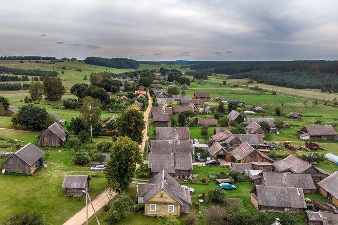Деревня Диджиасалио