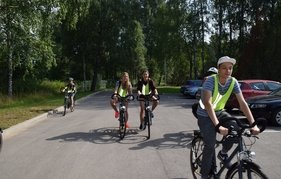 велосипедный маршрут (D4)