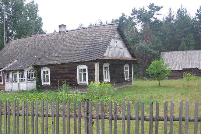 Этнографическая деревня Кудабишкес