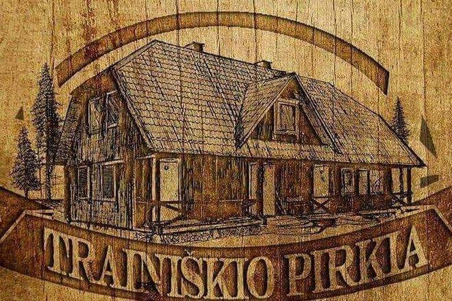 """""""Trainiškio pirkia"""""""