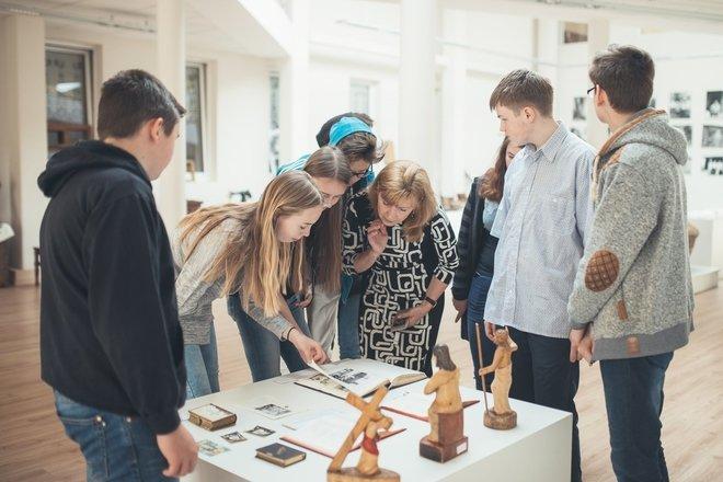 Ignalinos krašto muziejaus siūlomos edukacinės programos