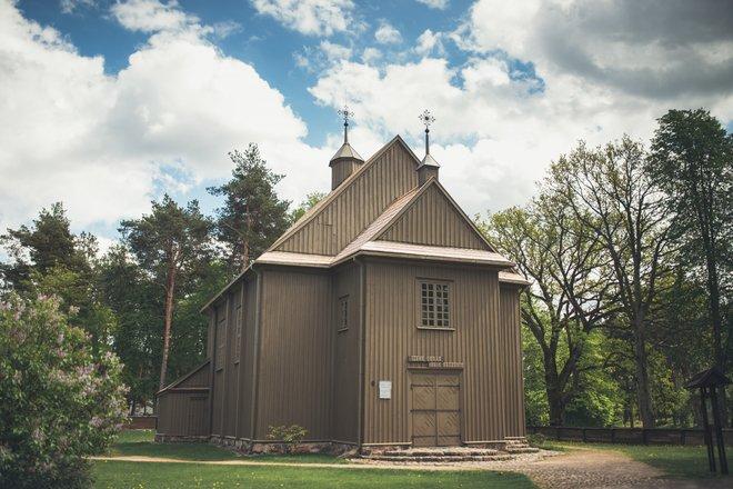 Палушский церковный комплекс св. Иосифа