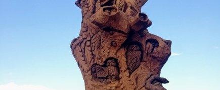 The Oak of Bėčiūnai
