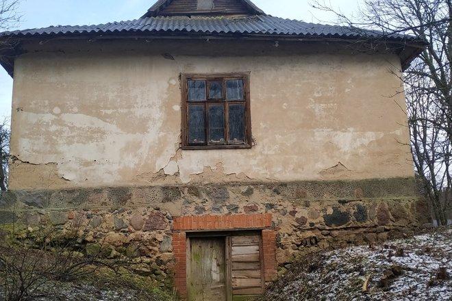 Пизанин (Пушкос) бывшая усадьба