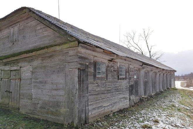 Griškaučiznos (Griškiškos) первого. фрагменты усадебной усадьбы