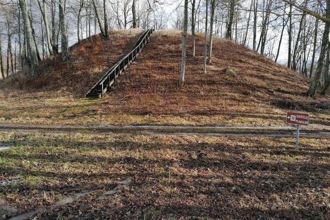 Mound of Dūkšteliai