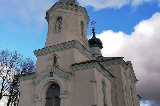 Свято-Успенская моленная Дукштанской староверческой общины