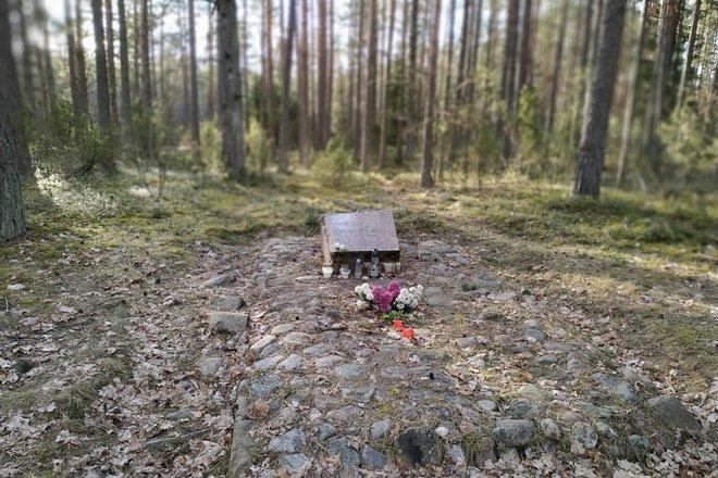 Место и могила убийства евреев