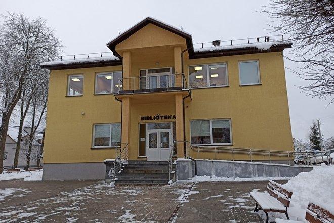 Öffentliche Bibliothek der Rajongemeinde Ignalina
