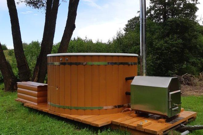Tub on wheels rental