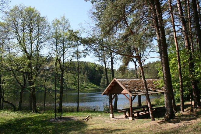 Linkmeno stovyklavietė