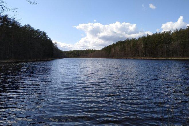 Lake Mekšrinis