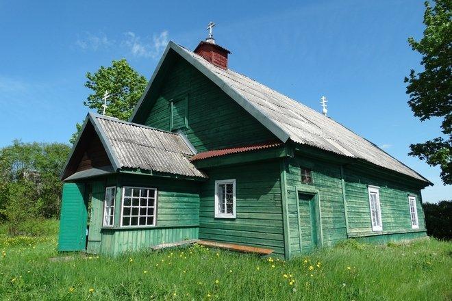 Михаловская Свято-Никольская старообрядческая церковь