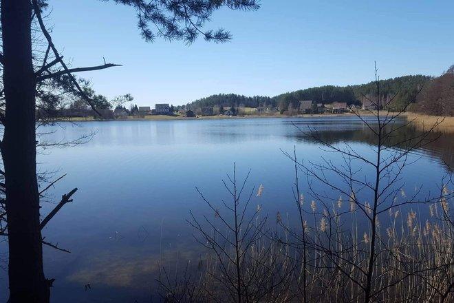 Lake Palaukinis
