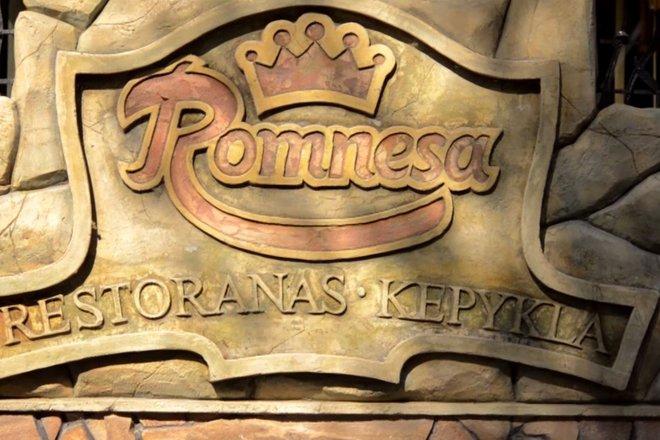 "Restaurant ""Romnesa"""