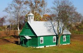 Лукашовский Свято-Покровский храм