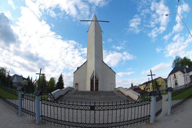 Игналинская ул. Церковь Рождества Богородицы