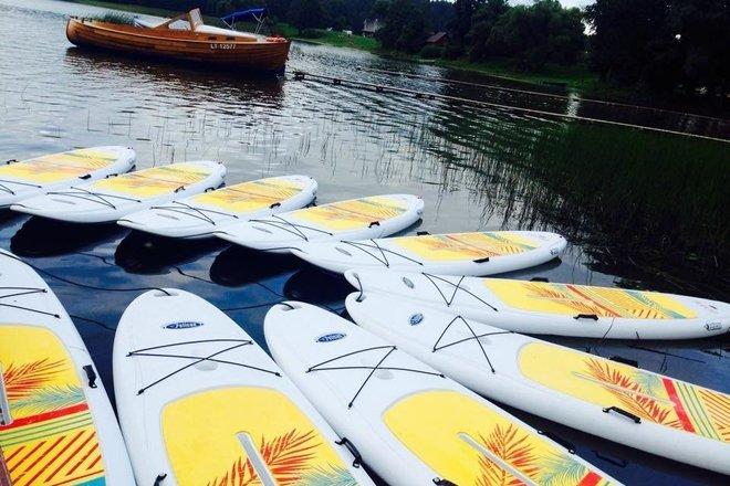 Tiki Tours Water entertainment