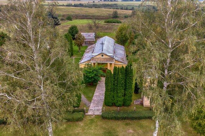Vosiūnai Švč. Церковь Девы Марии