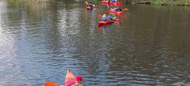 """""""EVO Kayaks"""""""