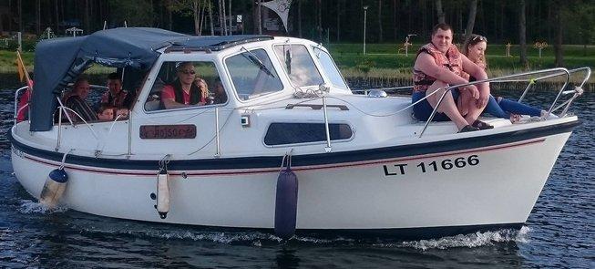 Kajsa boat trips